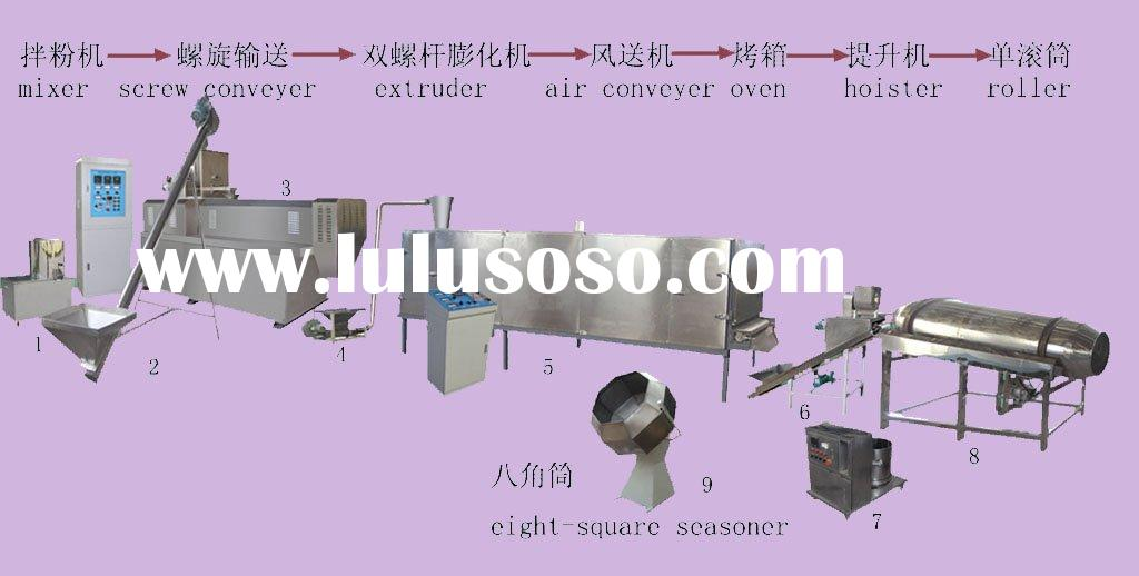 pet dog food production line