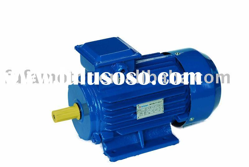 three phase squirrel cage TEFC electric motor