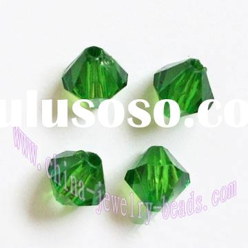 wholesale bicone beads, cheap bicone crystal beads, china bicone acrylic beads