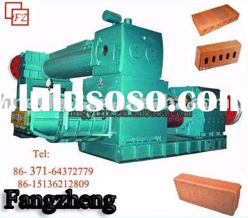 2011China Automatic clay brick making machinery