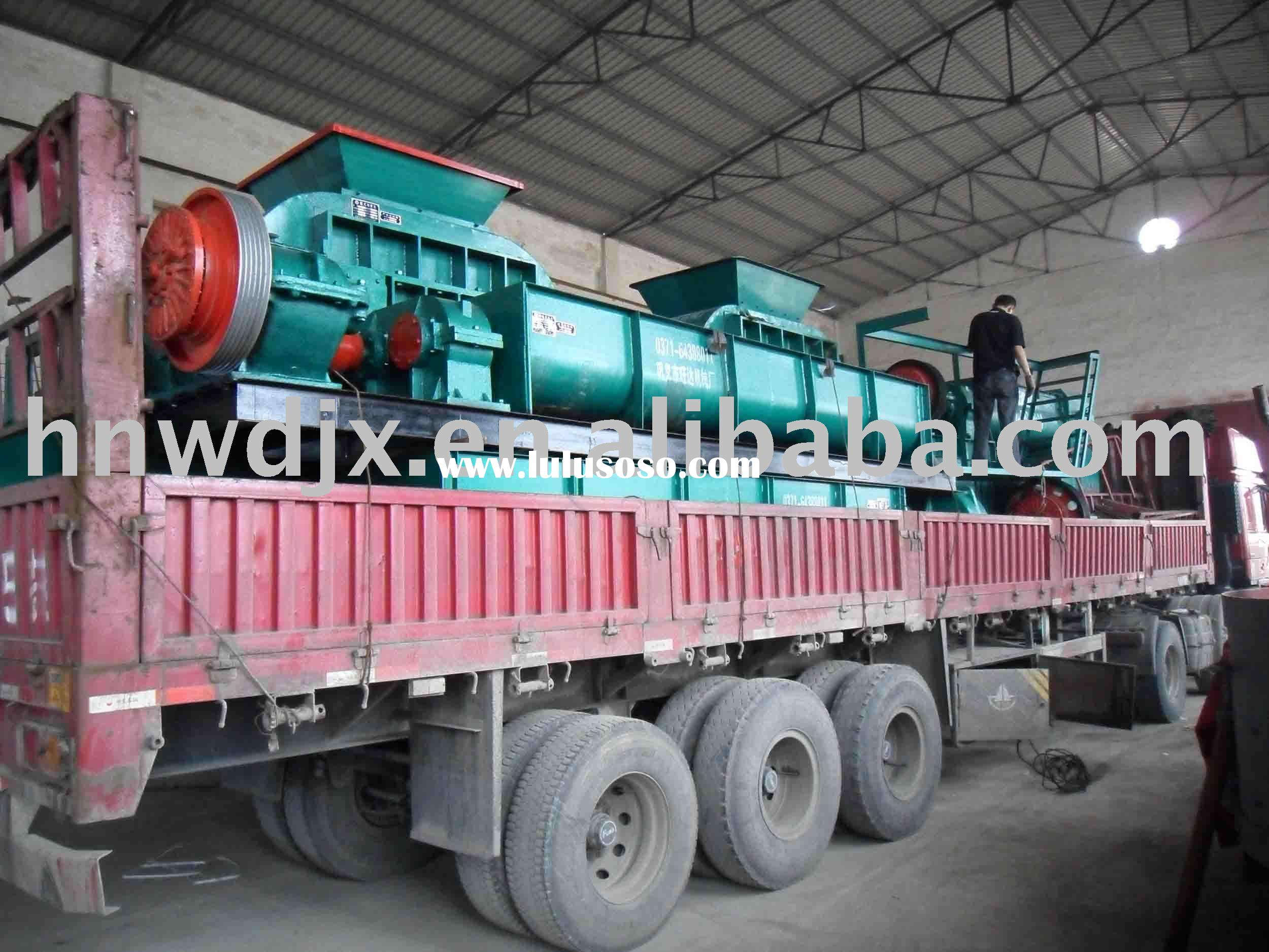 2011New solid clay brick making machinery