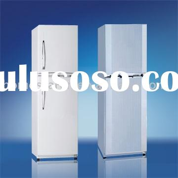 240L Double Door Home  Refrigerator Freezer