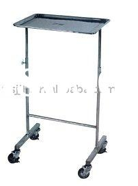 B42 Stainless steel food and medicine delivery tray cart