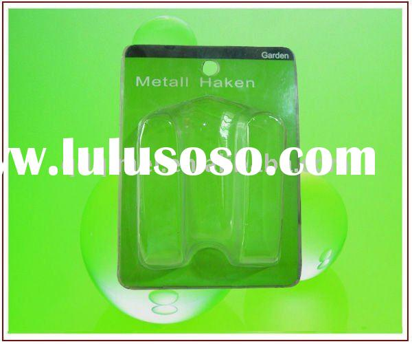 Clear PVC Blister Plastic Package Tray Cover Container