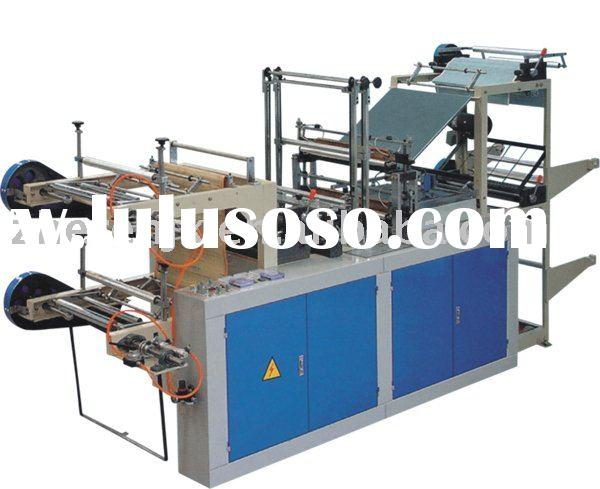 DFR Series used paper bag making machine