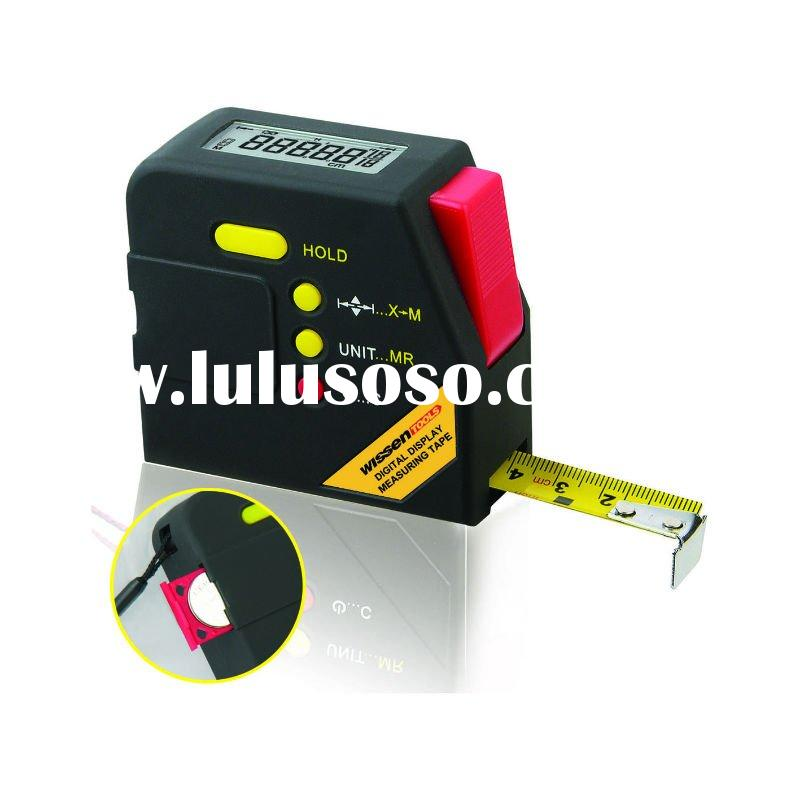 DIGITAL DISPLAY MEASURING TAPE / DIGITAL TAPE MEASURE