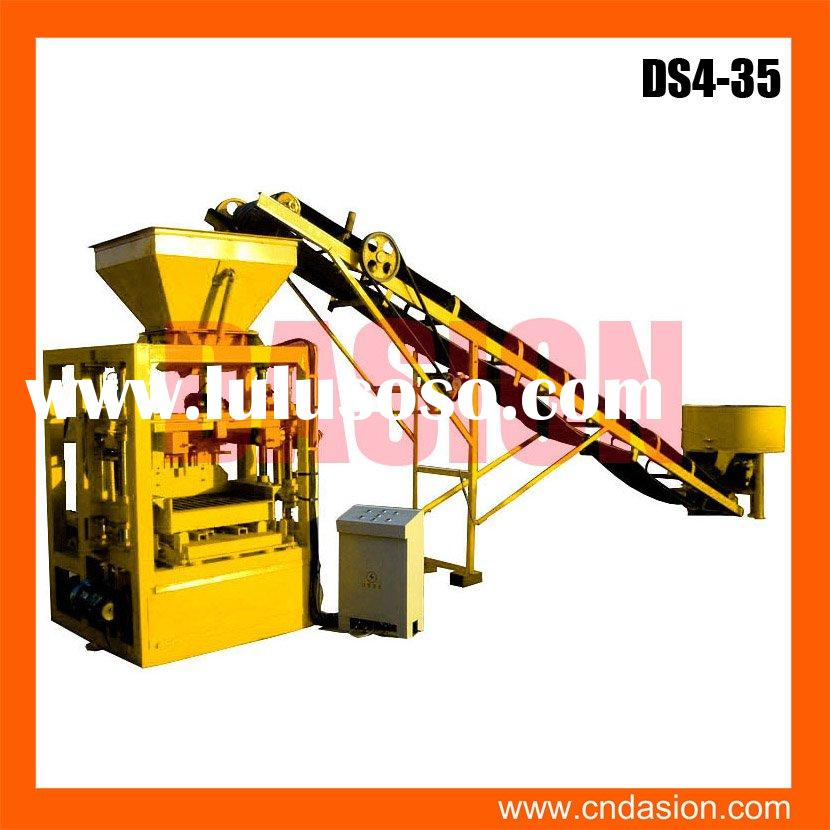 DS4-35 turkish block making machines for sale