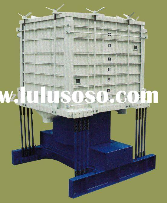 Grain processing machinery white rice grading sieve