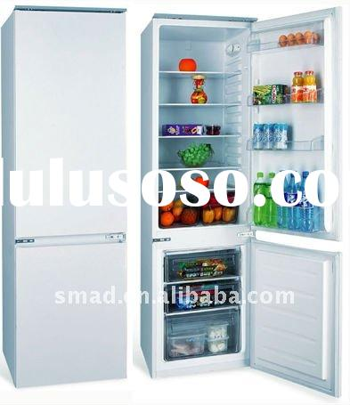 Home use refrigerator built-in/built-under no frost/defrost type