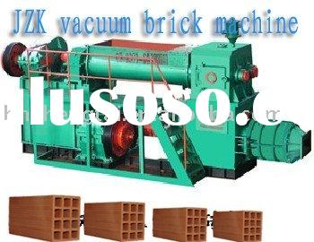 Hot sale in Africa!! hollow brick making machinery,red clay bricks machine