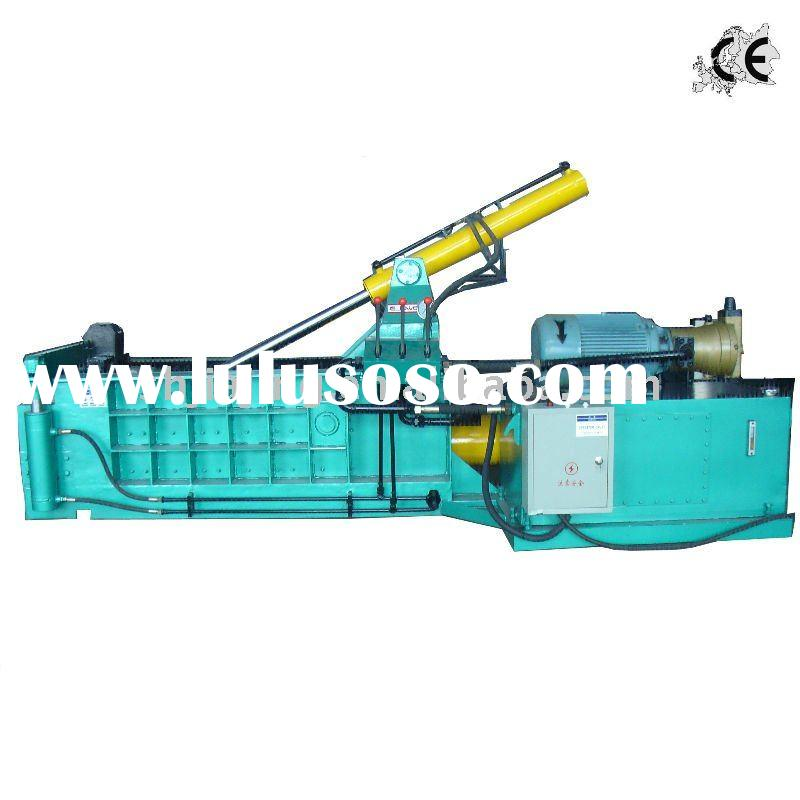 Hydraulic Metal Press Baler Machine  Scrap metal baler machine  waste metal baler machine