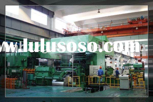 Supply sheet metal cold rolling mill machinery