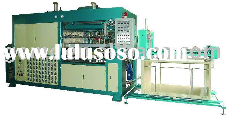 automatic plastic egg tray machine
