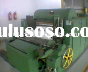cotton  and wool processing line  textile machinery