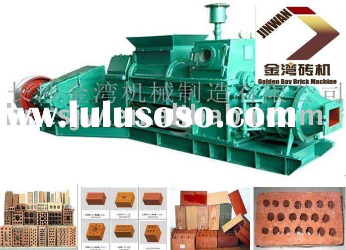 fire clay brick making machinery,construction machines,red brick makines