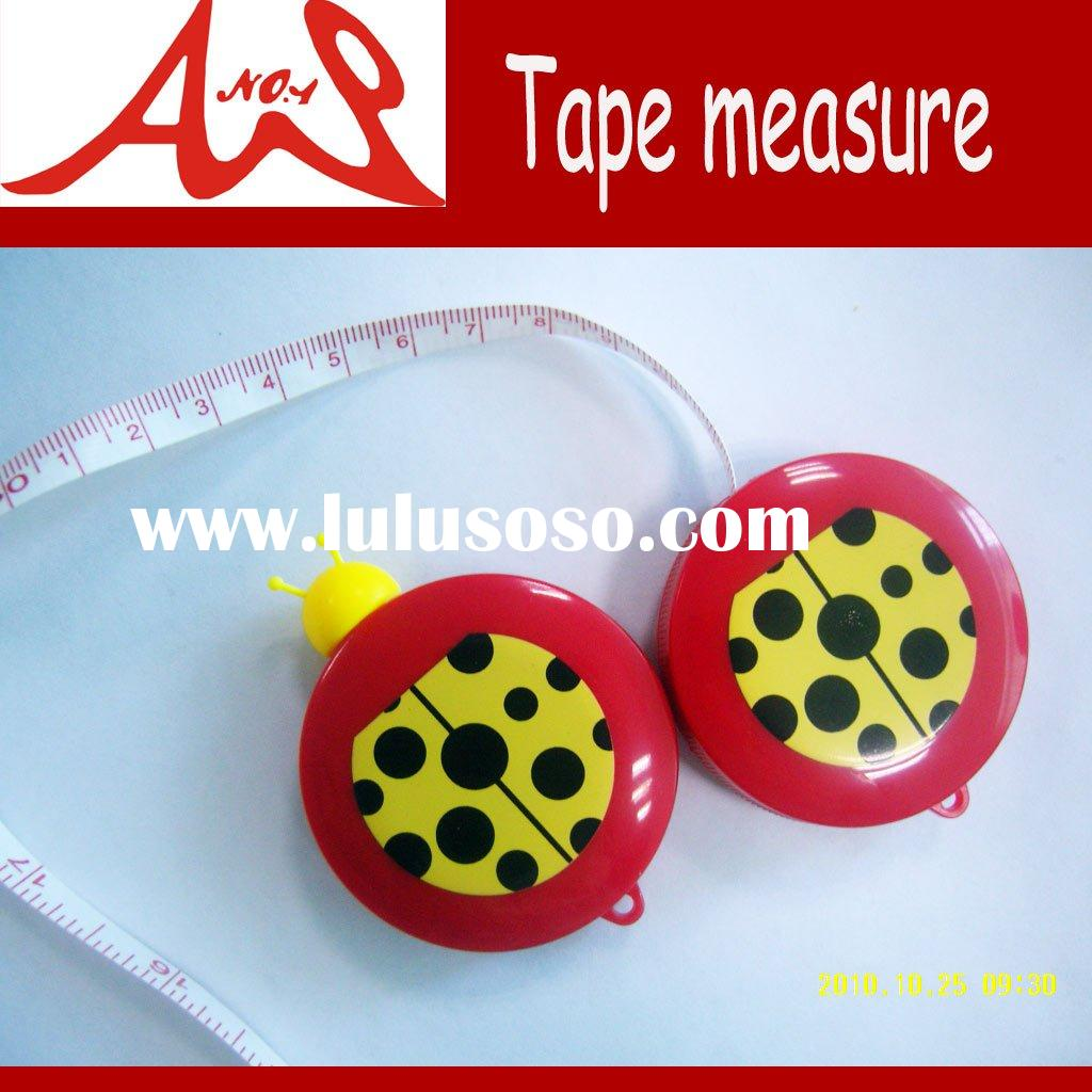 new design bug novelty tape measure