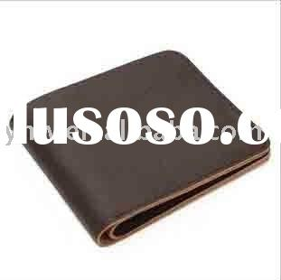 newest,cheapest popular pu/leather men's wallets