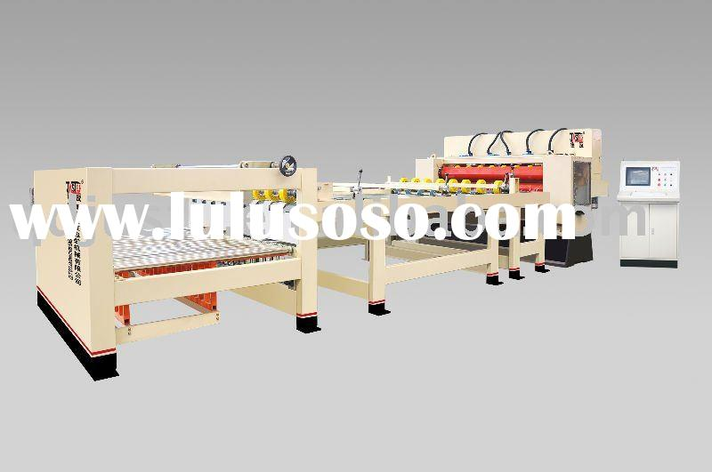 package machinery-corrugated carton box making machinery