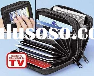 palm wallet,as seen on TV