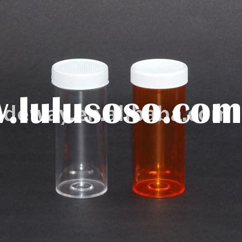 plastic vials   clear vials jars containers