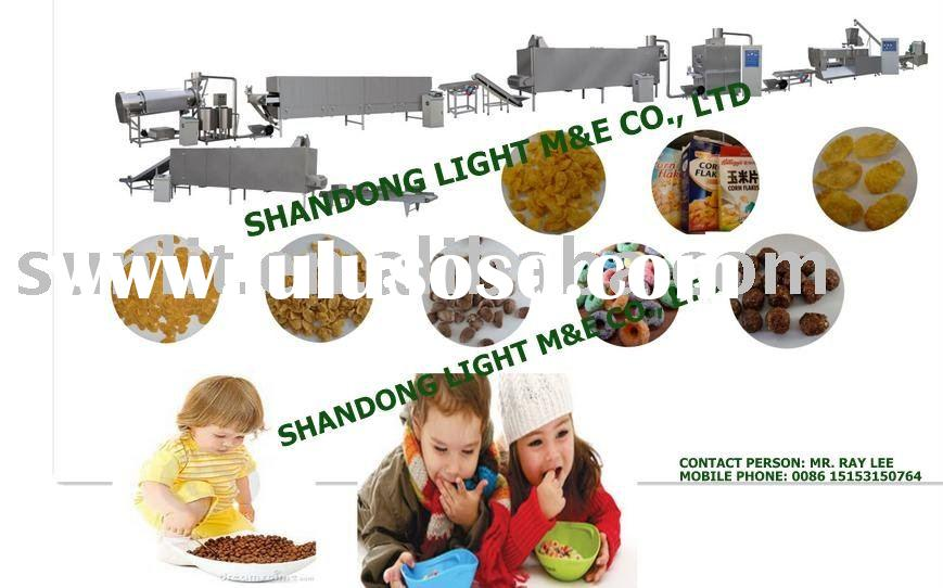rice flakes machinery