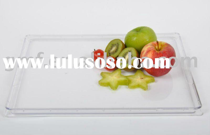 square large plastic tray
