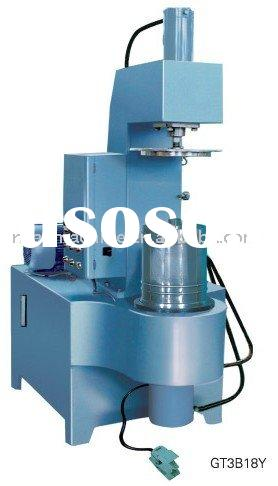 tin can beading&flanging machine/can making machinery