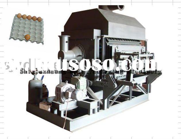 used paper pulp egg tray machine