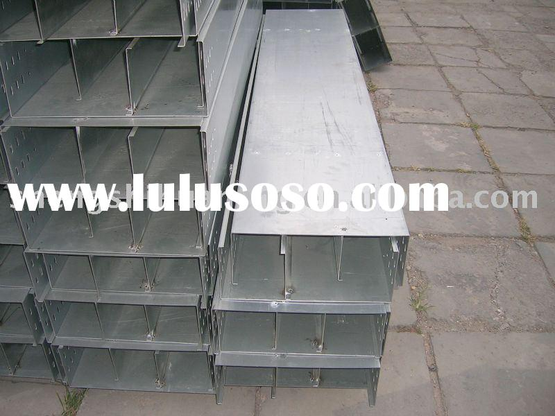 wire cable tray support system