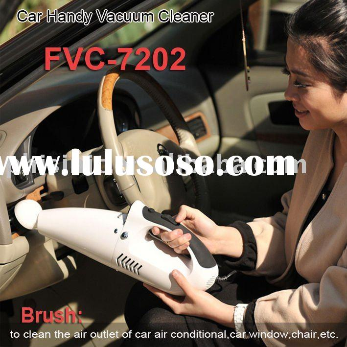 Car Cleaning Vacuum Cleaner FVC-7202 with Brush