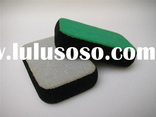 Different kinds of car cleaning sponge