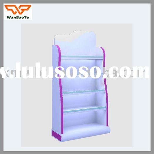 Modern Design of Metal Clothes Display Wall Shelf Rack