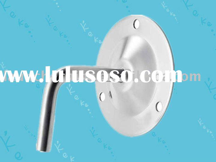 Stainless steel wall mounting bracket for railing