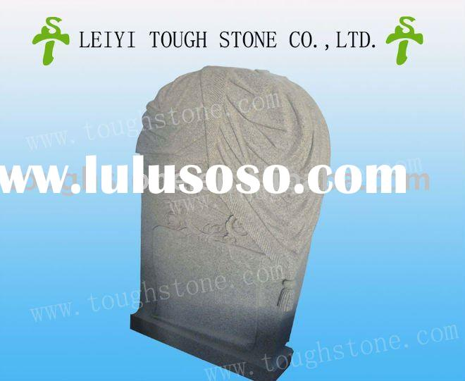 UPRIGHT STONE MEMORIAL HEADSTONES AND MONUMENTS