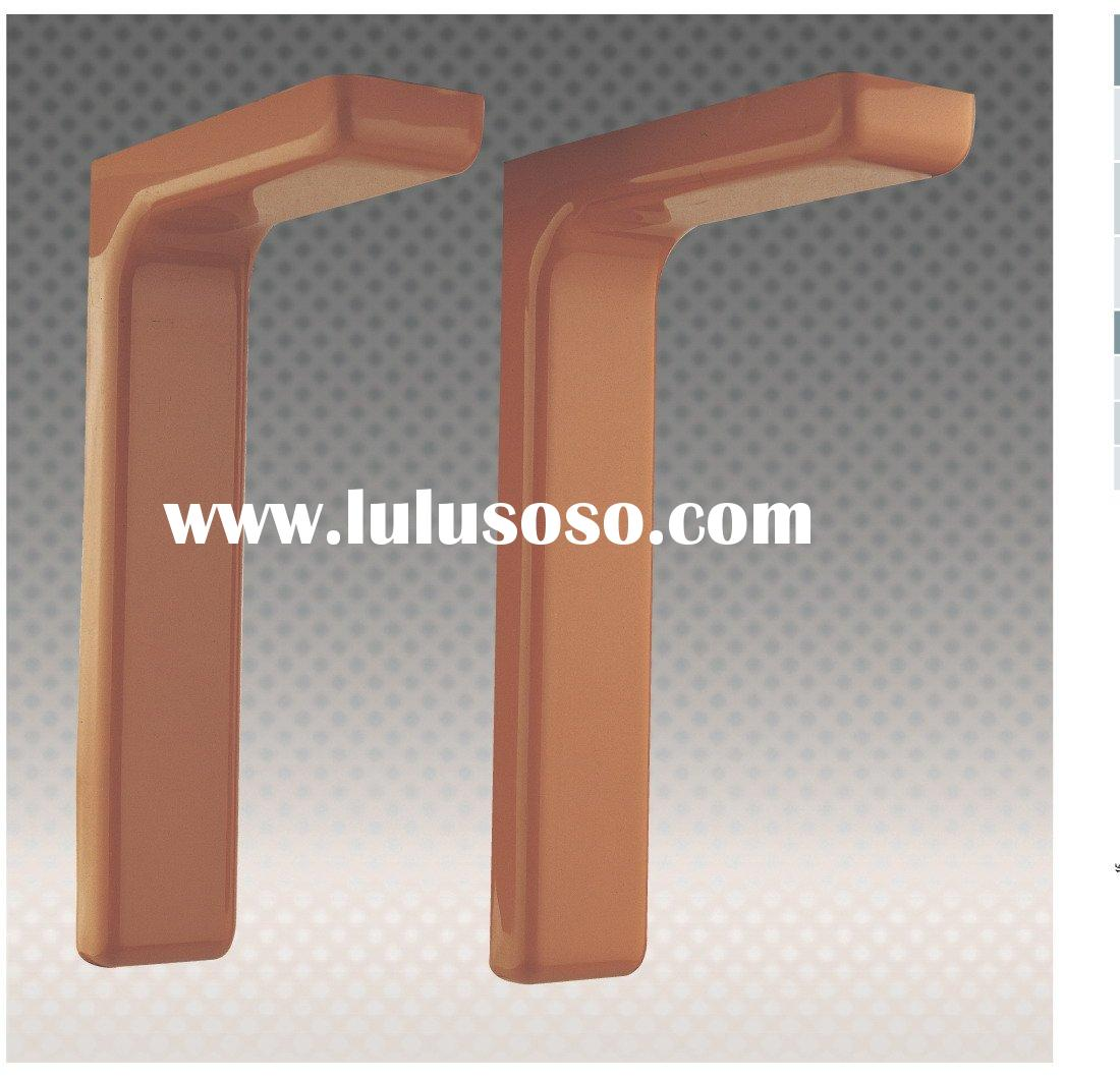 plastic-cover iron bracket