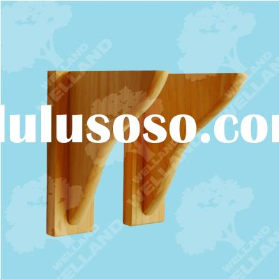 shelf brackets, wood shelf brackets, wooden shelf brackets