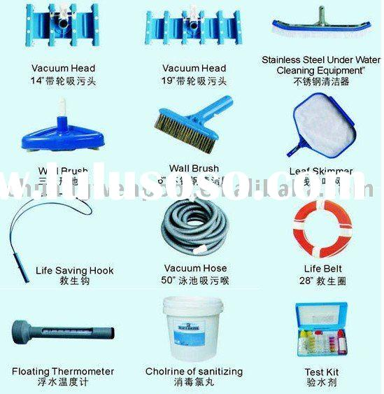 Pool Cleaning Tools : Swimming pool cleaning