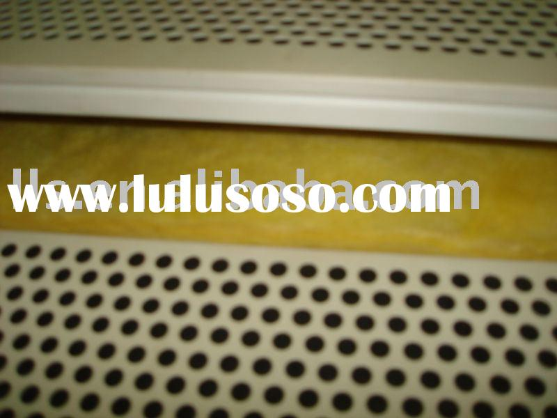 Acoustic  insulation ceiling panel
