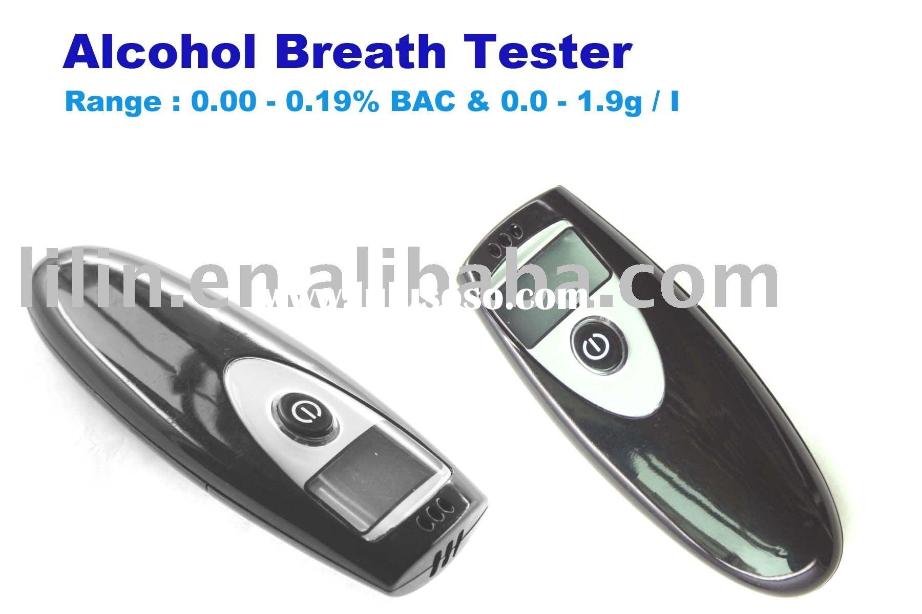 Alcohol Breath Tester(Alcohol Tester.Breath Alcohol Tester)
