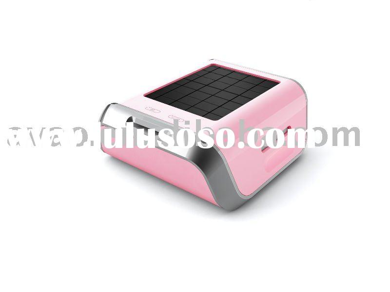 Best design ultrasonic solar air purifier
