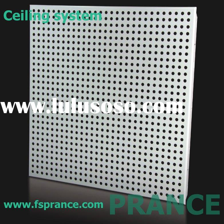 Perforated Metal::Perforated::Ametco Manufacturing Corp