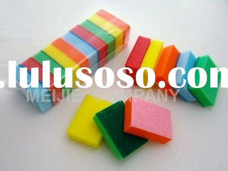 Colorful Kitchen sponge