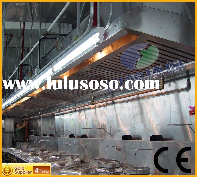 COMMERCIAL KITCHEN HOOD DESIGN