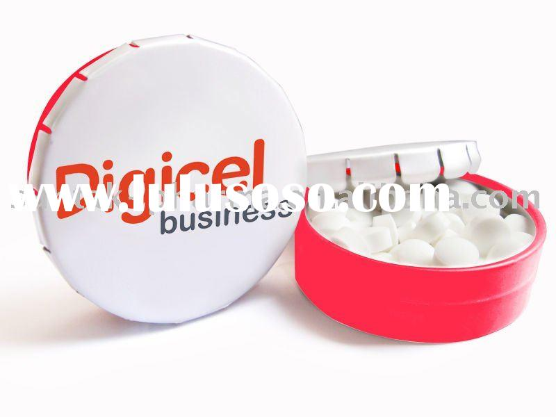 Corporate Gift - Breath Mints with custom logo
