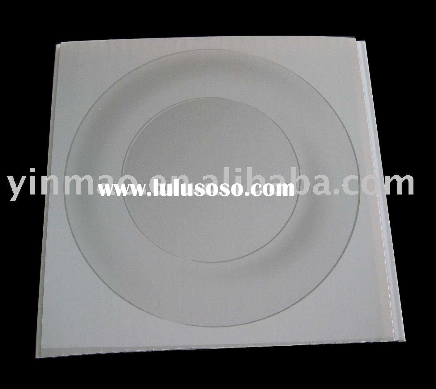 Decorative PVC Wall and Ceiling Panels