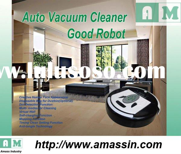 Good robot vacuum cleaner reviews, when to clean when cleaning to intelligent!