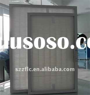 High efficiency HEPA air cleaner filter