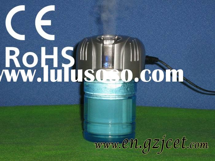 Home air purifier (Humidifier and ionizer with large amounts of negative ions)