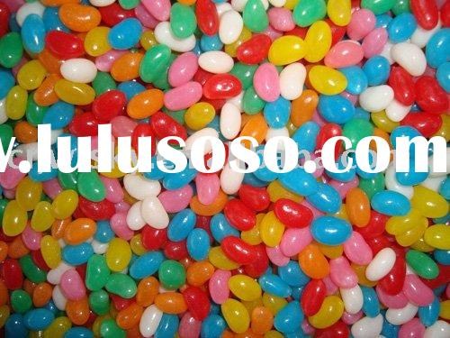 Mix Color Fruit Jelly Bean with Bulk Packed