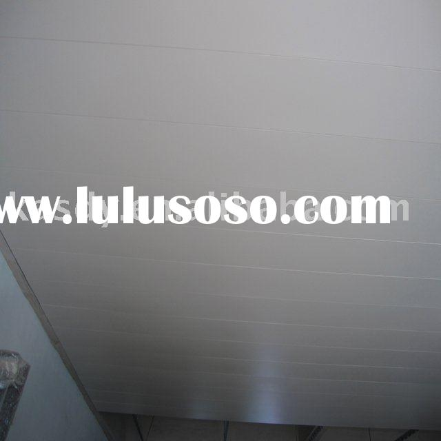 Non-standard  (hook-up ) aluminum ceiling tile